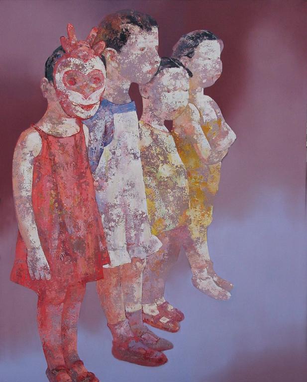 Jin Guo Guo Jin Painting as a